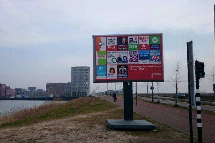 Amsterdam IJburg, ingestuurd door Jonas de Groot