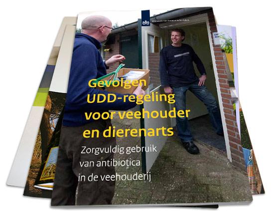 Gevolgen UDD-regeling voor veehouder en dierenarts