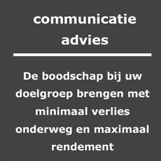 communicatieadvies